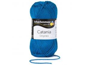 Příze Catania 400 mořská modř
