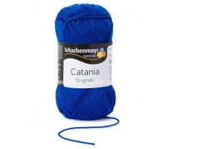 Příze Catania 201 královská modrá
