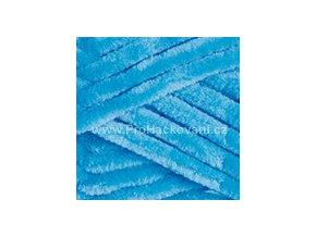 příze Dolce 758 azurově modrá