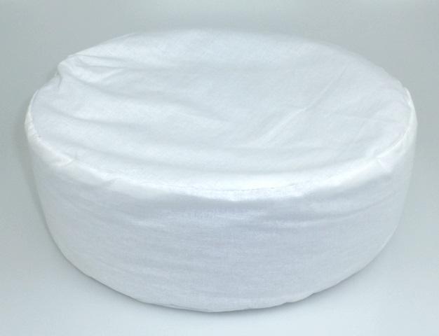 Pohankový sedák 38 x 10 cm - pohanková meditační sedák vnitřní výplň