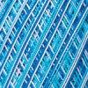 příze Violet 510 modrá a tyrkys