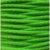 Šňůry PES Neon 35 zelené