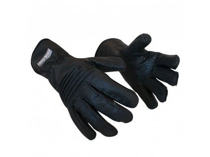 0015807 polyco hexarmor hercules nsr 3041 cut and needlestick resistant gloves black