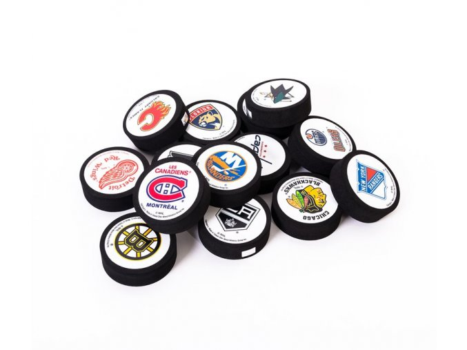 Puk pěnový NHL