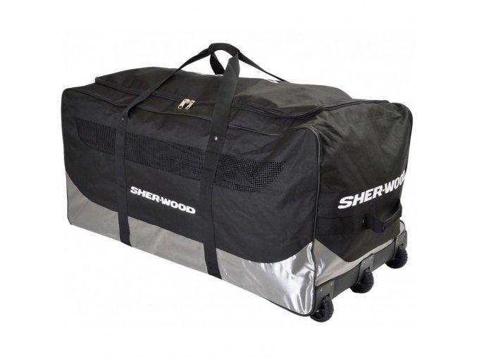 brankarska taska sher wood sl800 wheel bag sr