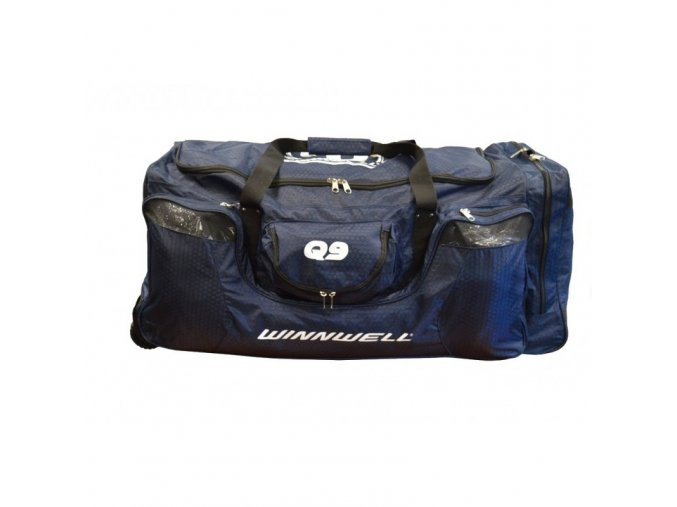 taska winnwell q9 wheel bag sr