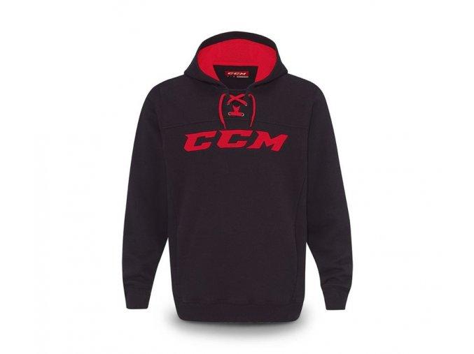 Mikina CCM True2Hockey Fleece Pullover Hood