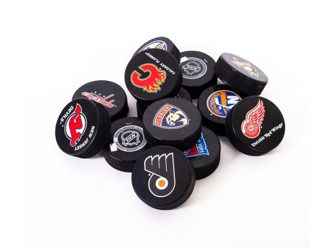 Puk suvenýr NHL basic