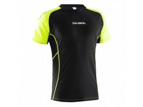 Ribanové triko krátký rukáv SALMING SR.