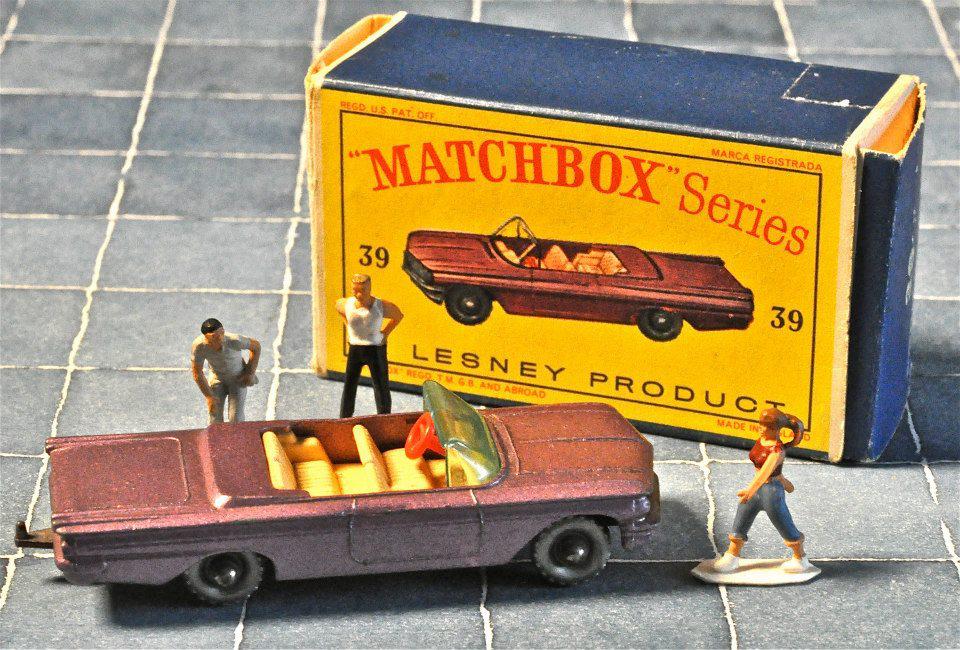 Matchbox - model