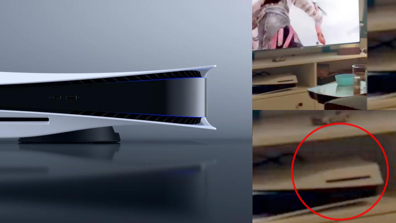 PlayStation 5 - chyba v reklamě