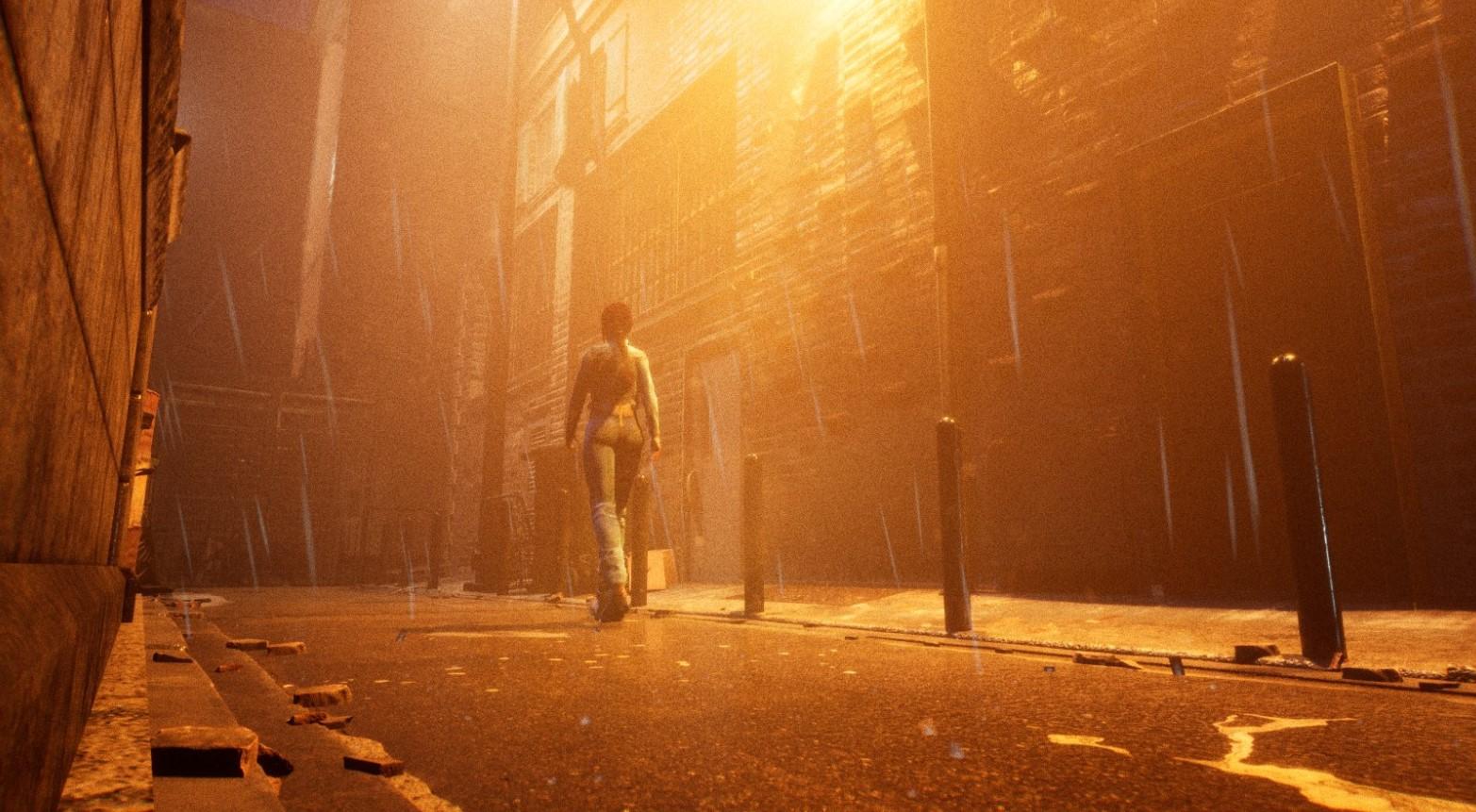 Tomb Raider: Angel of Darkness (remake)