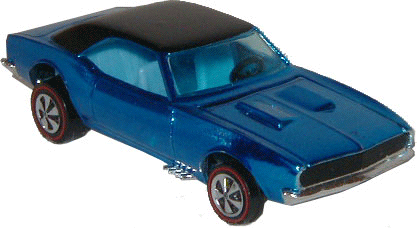 Hot Wheels - Chevrolet Camaro