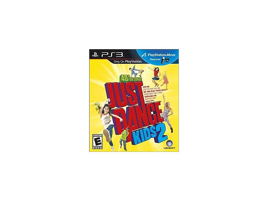 PS3 Just Dance Kids 2