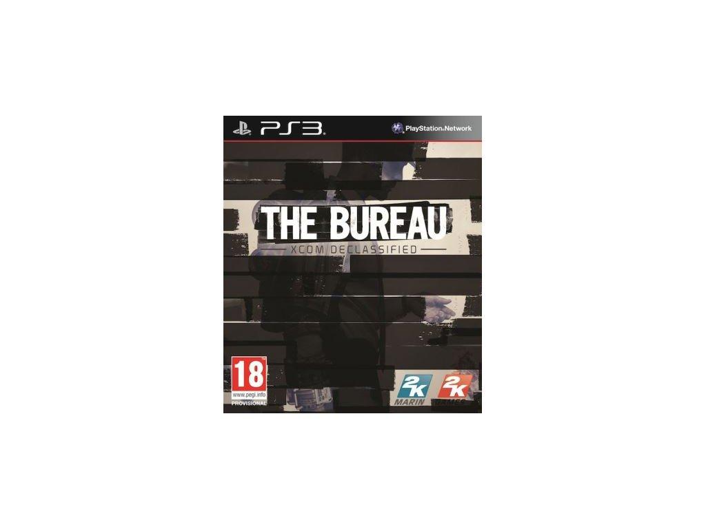 PS3 The Bureau XCOM Declassified