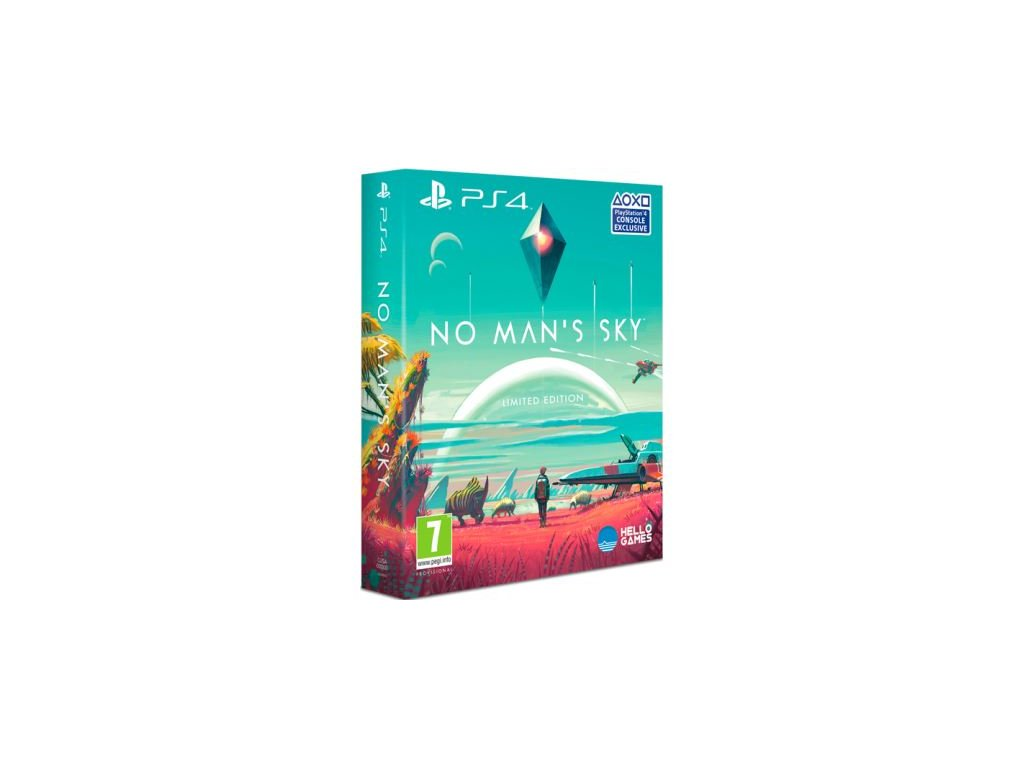 no man s sky limited edition ps4
