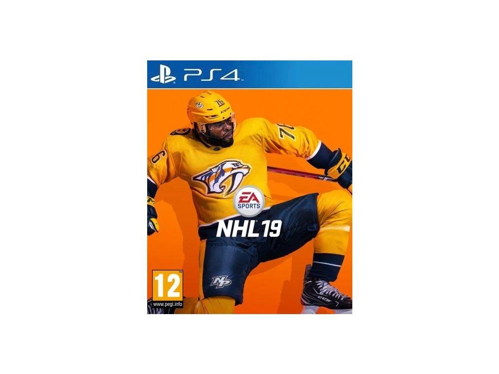 PS4 NHL 19 CZ