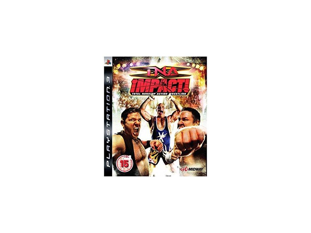PS3 TNA Impact