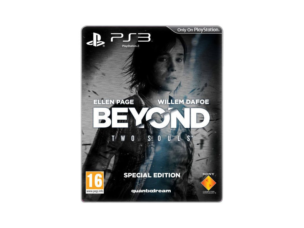 PS3 Beyond Two Souls Special Edition Steelbook