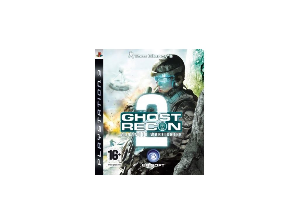 PS3 Tom Clancys Ghost Recon Advanced Warfighter 2