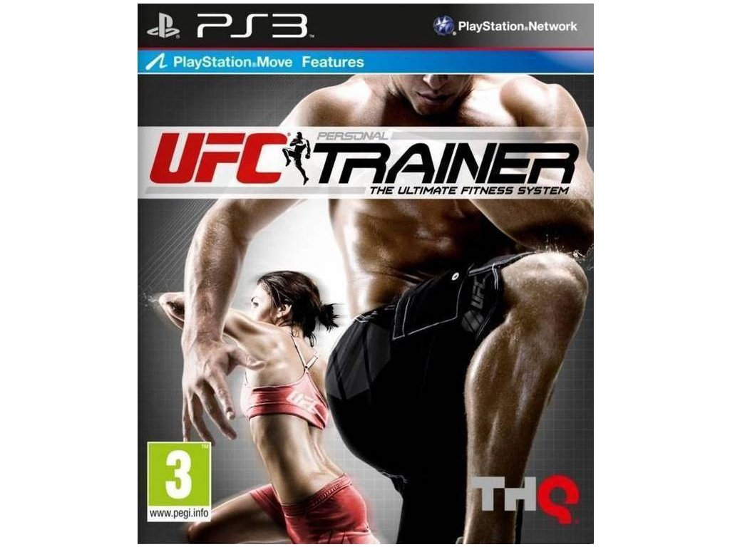 PS3 UFC Personal Trainer