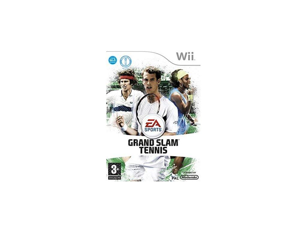 Wii EA Sports Grand Slam Tennis
