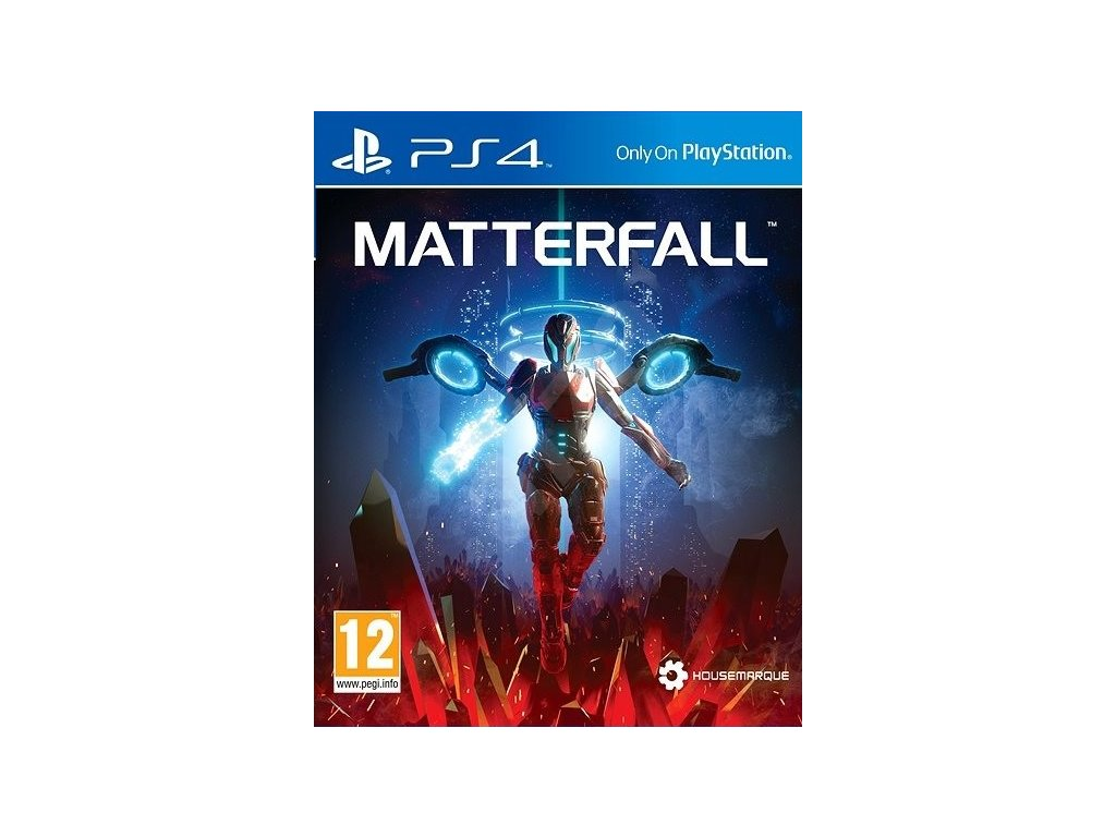 PS4 Matterfall
