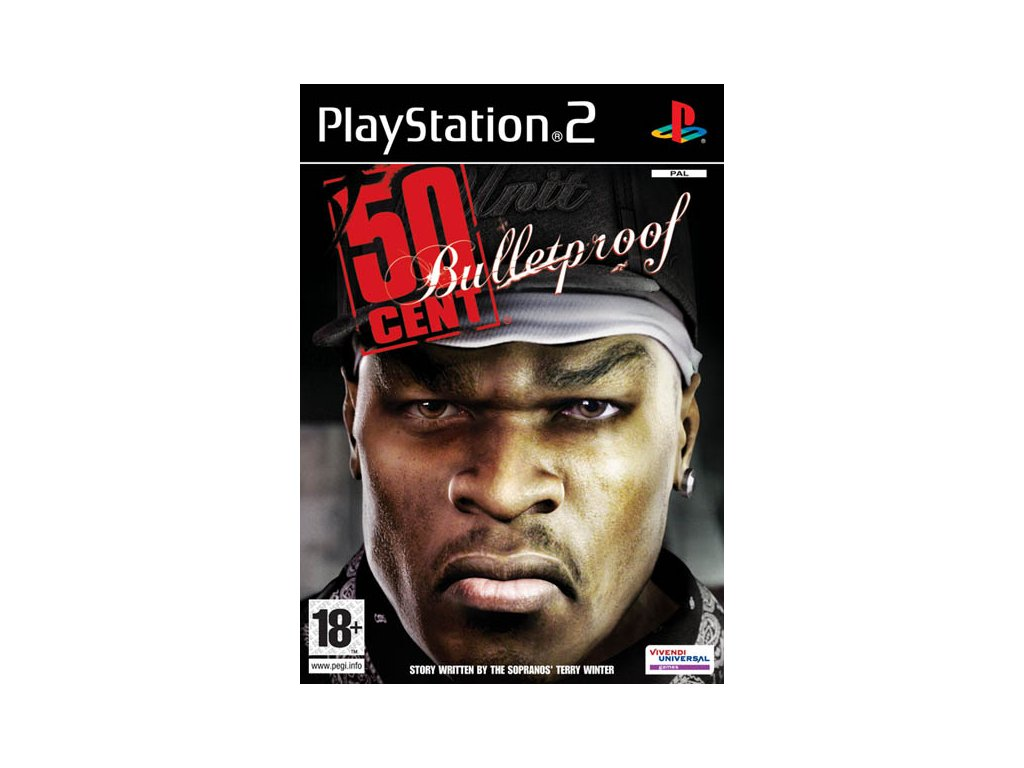 50 cent bulletproof ps2 1