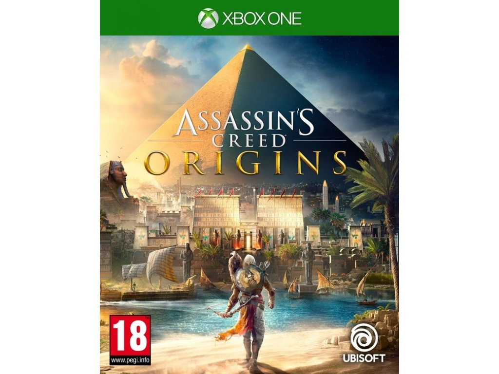 XONE Assassins Creed Origins