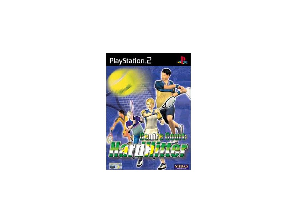 centre court hardhitter ps2 1