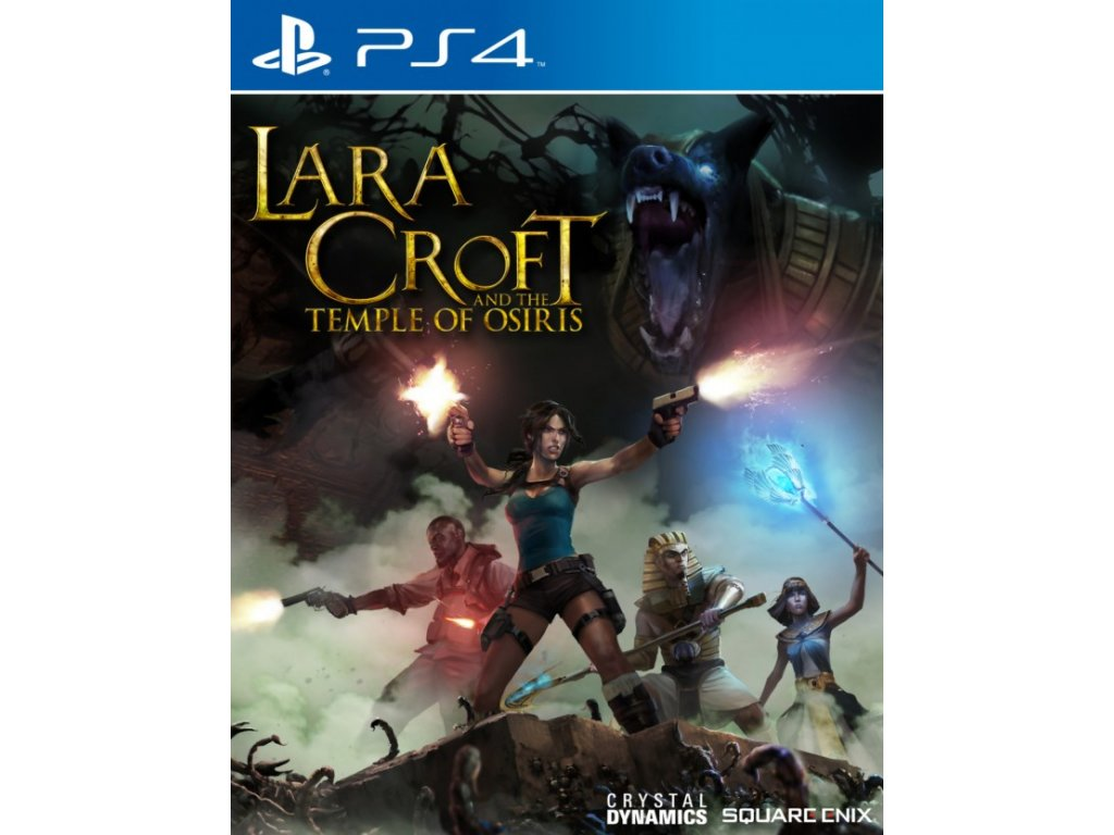 PS4 Lara Croft and the Temple of Osiris