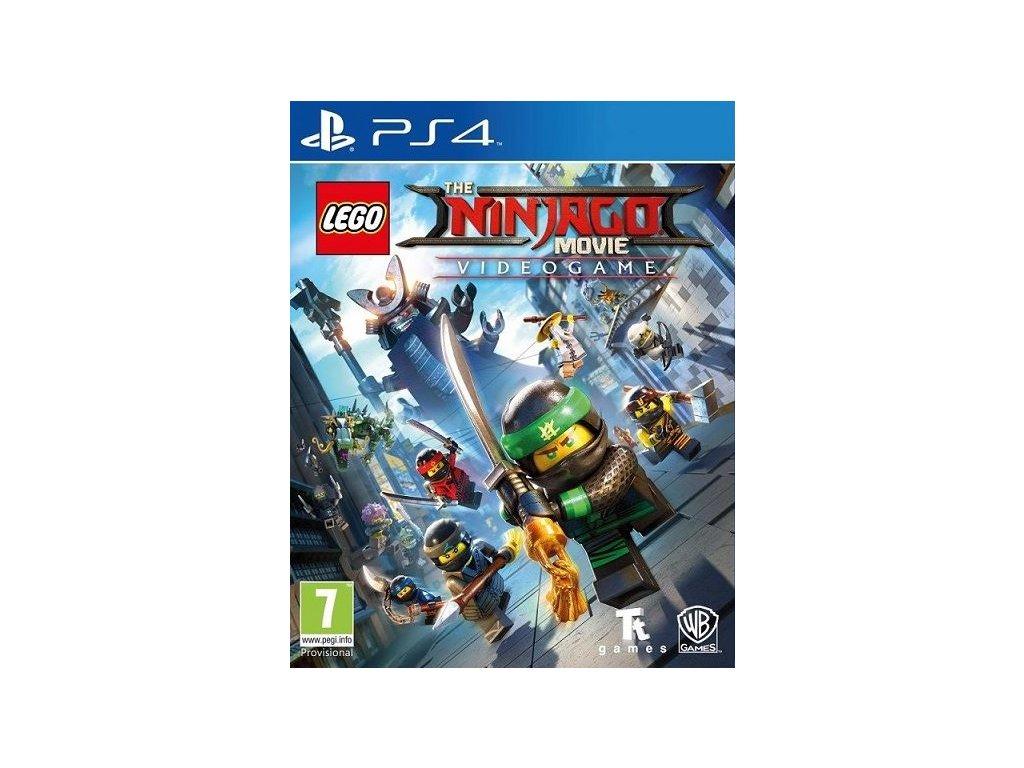 PS4 LEGO The Ninjago Movie Videogame