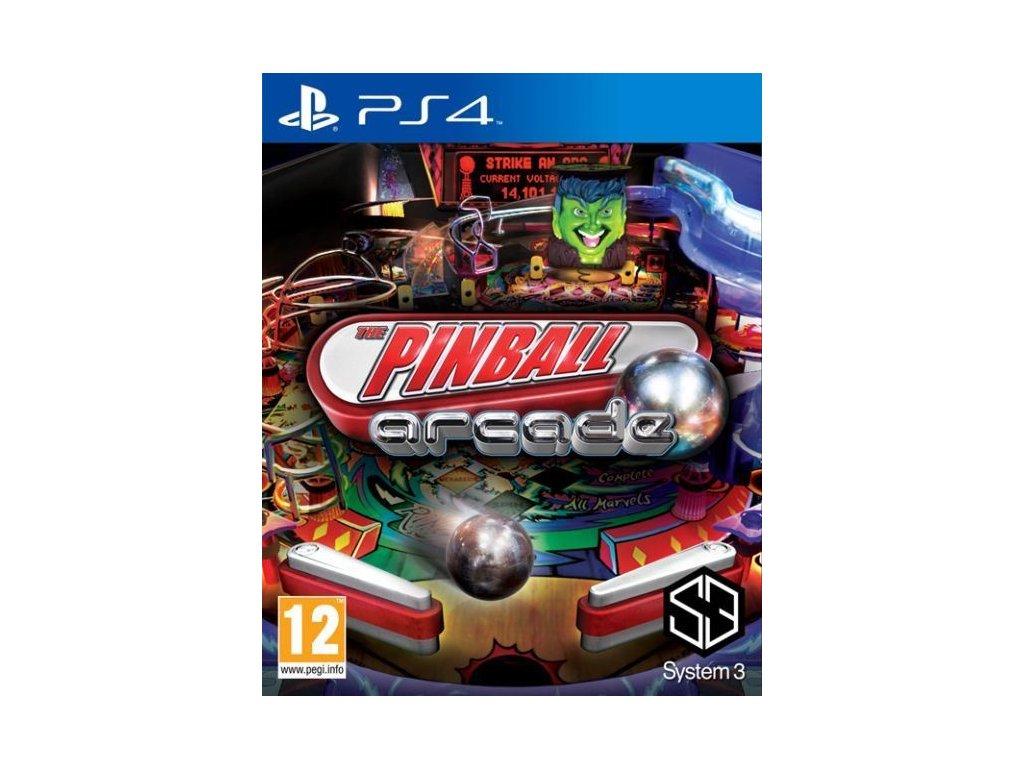 PS4 The Pinball Arcade