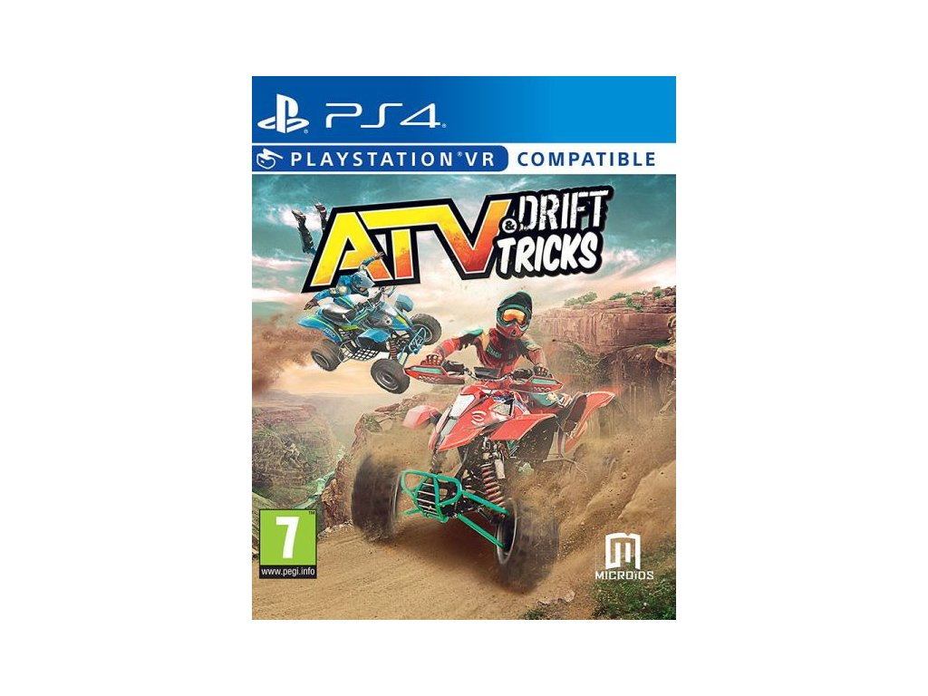 PS4 ATV Drift and Tricks