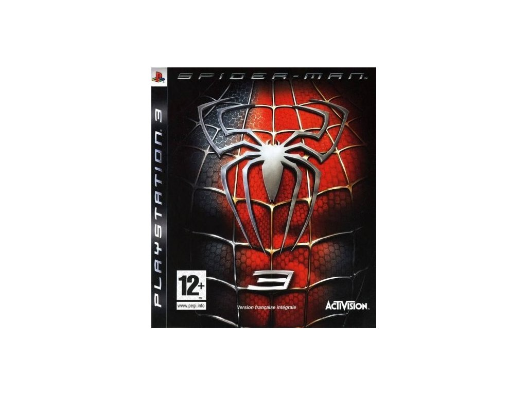 PS3 Spider-Man 3