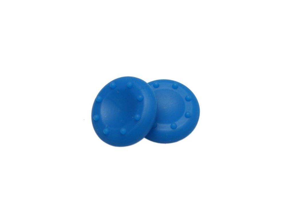 PS4/PS3/X360 kloboučky modré 2ks