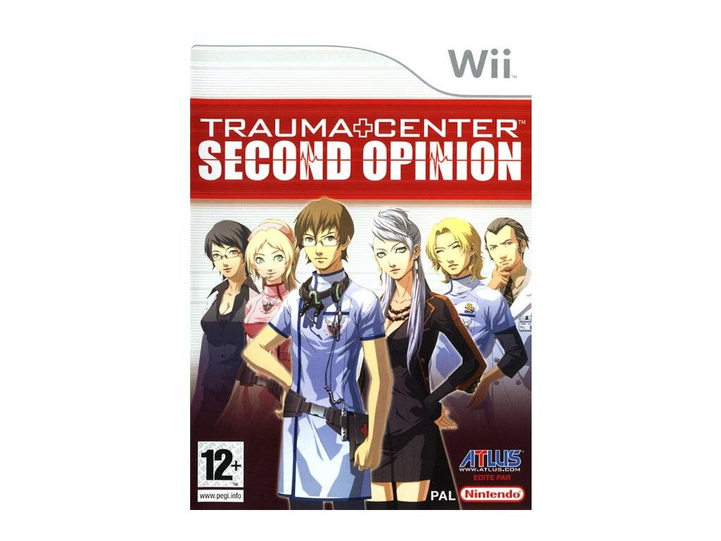 Wii Trauma Center Second Opinion