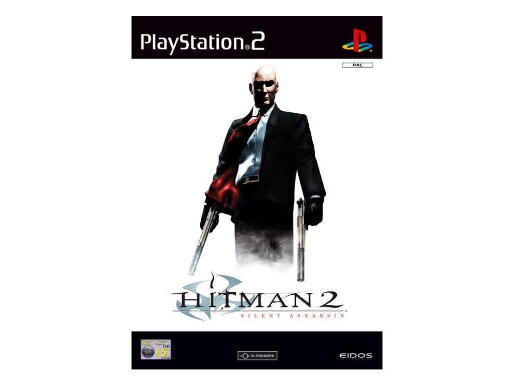PS2 Hitman 2 Silent Assassin