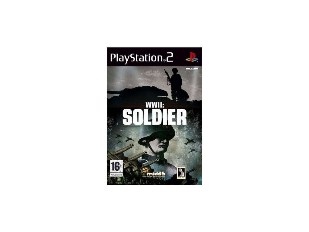 PS2 WWII Soldier