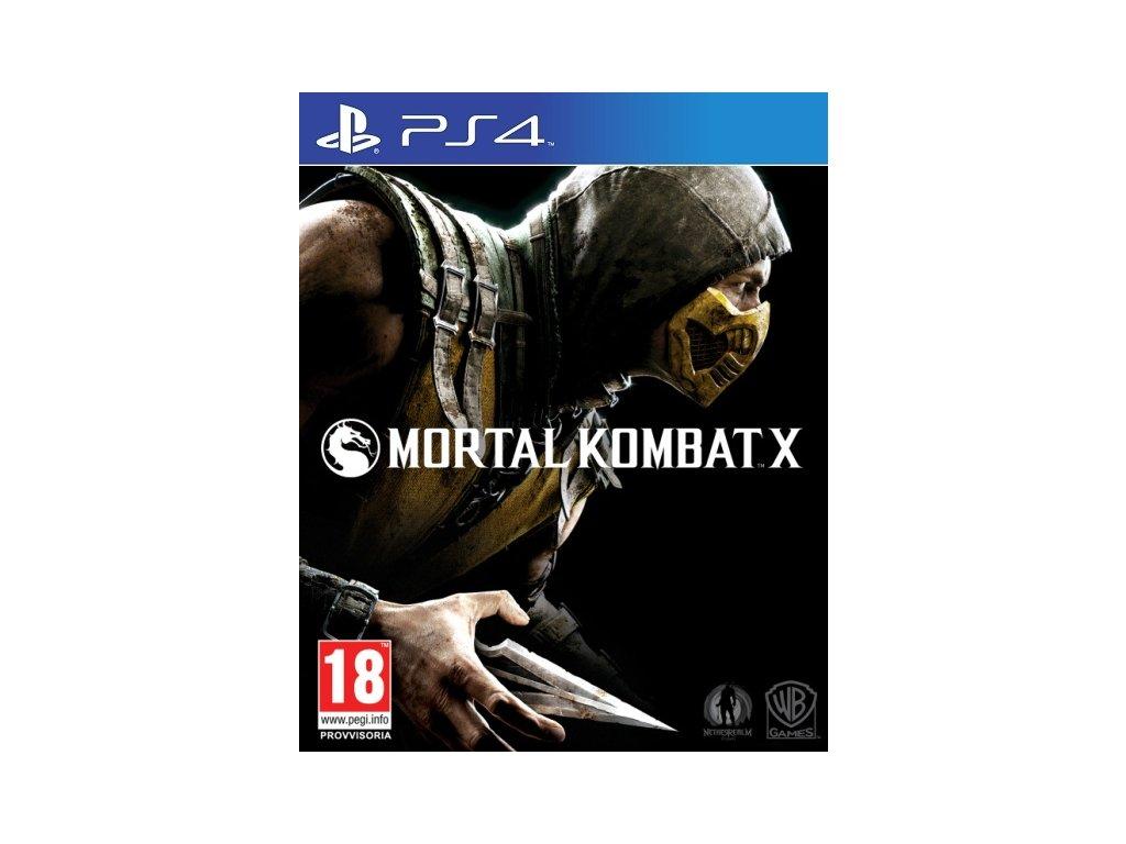PS4 Mortal Kombat X Nové