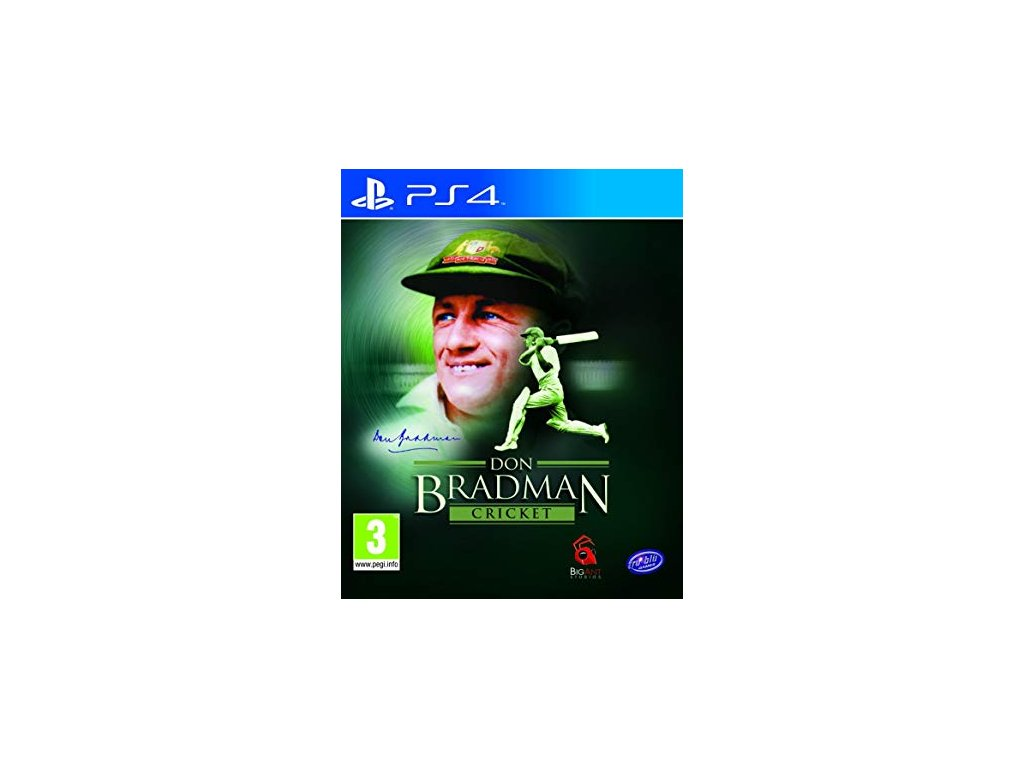 PS4 Don Bradman Cricket