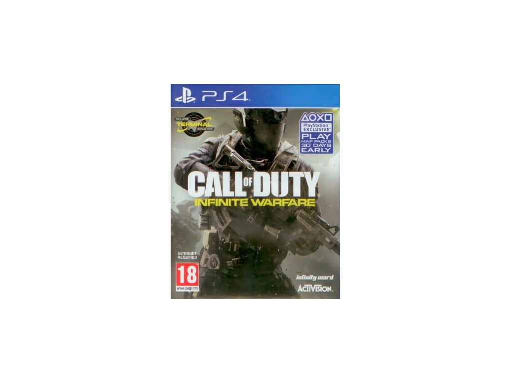 PS4 Call of Duty Infinite Warfare Nové