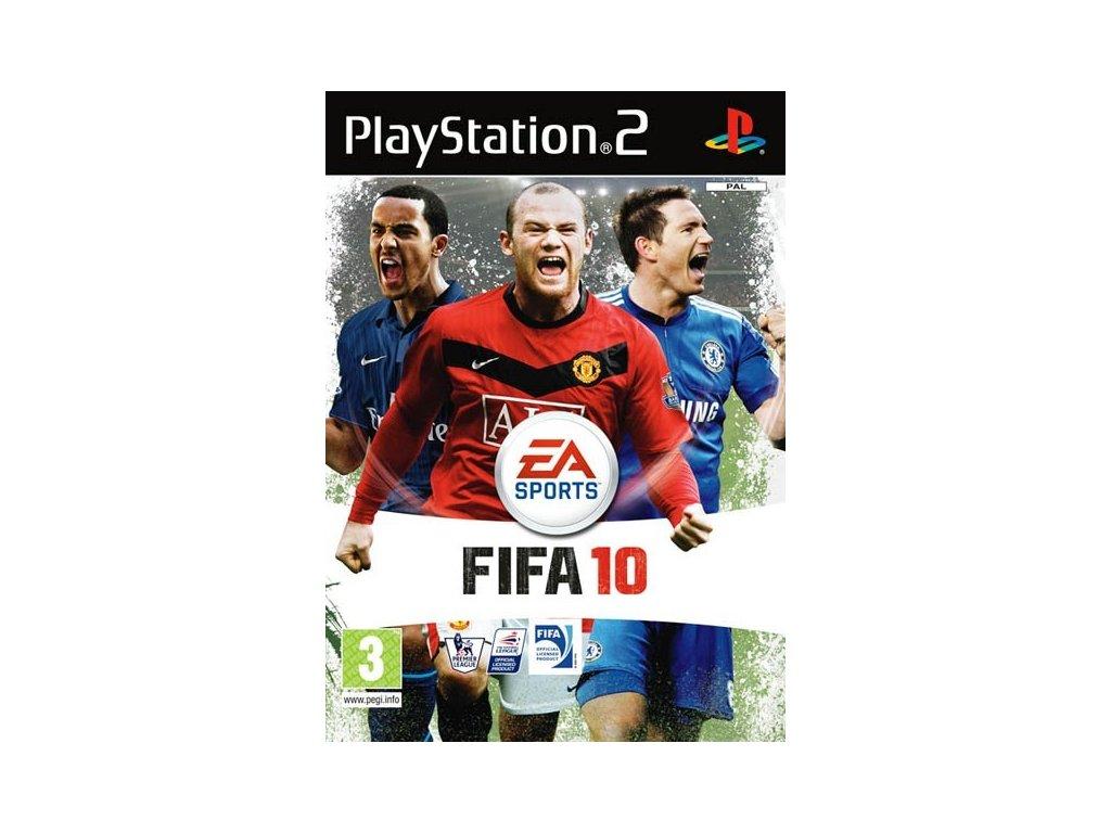PS2 FIFA 10