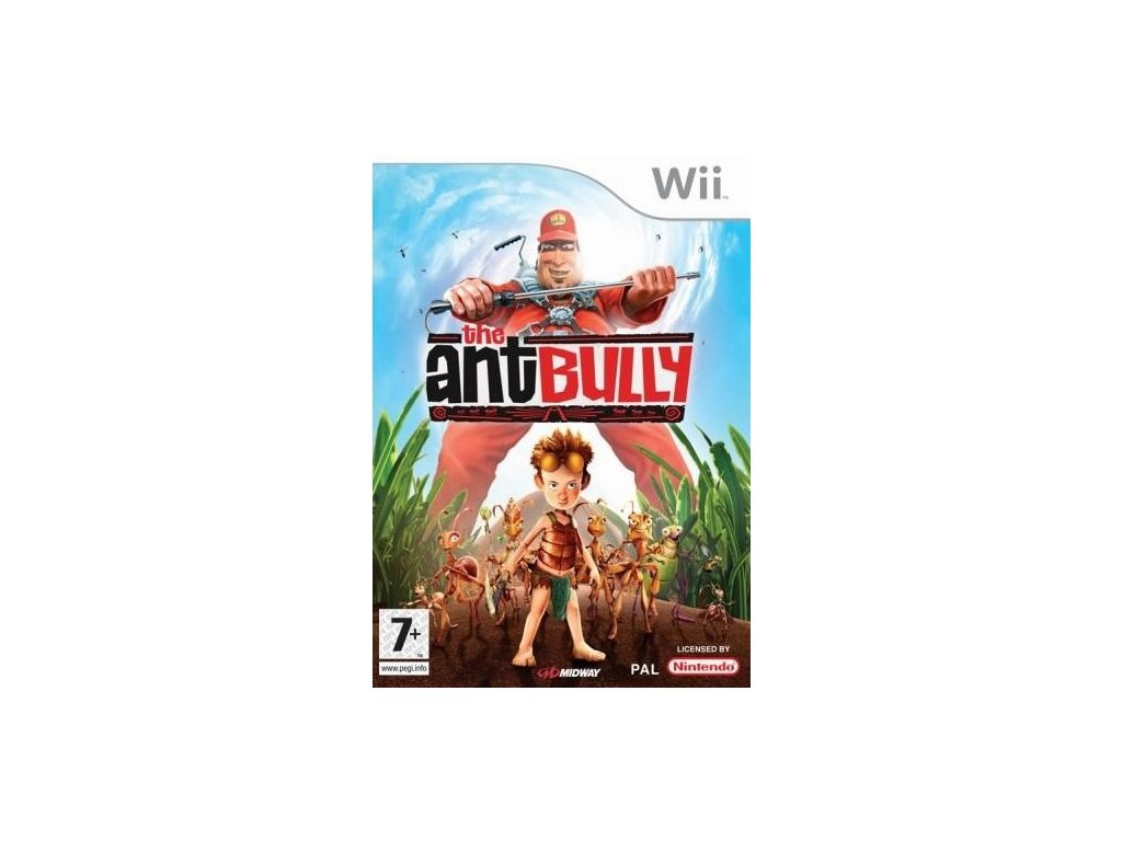 Wii The Ant Bully