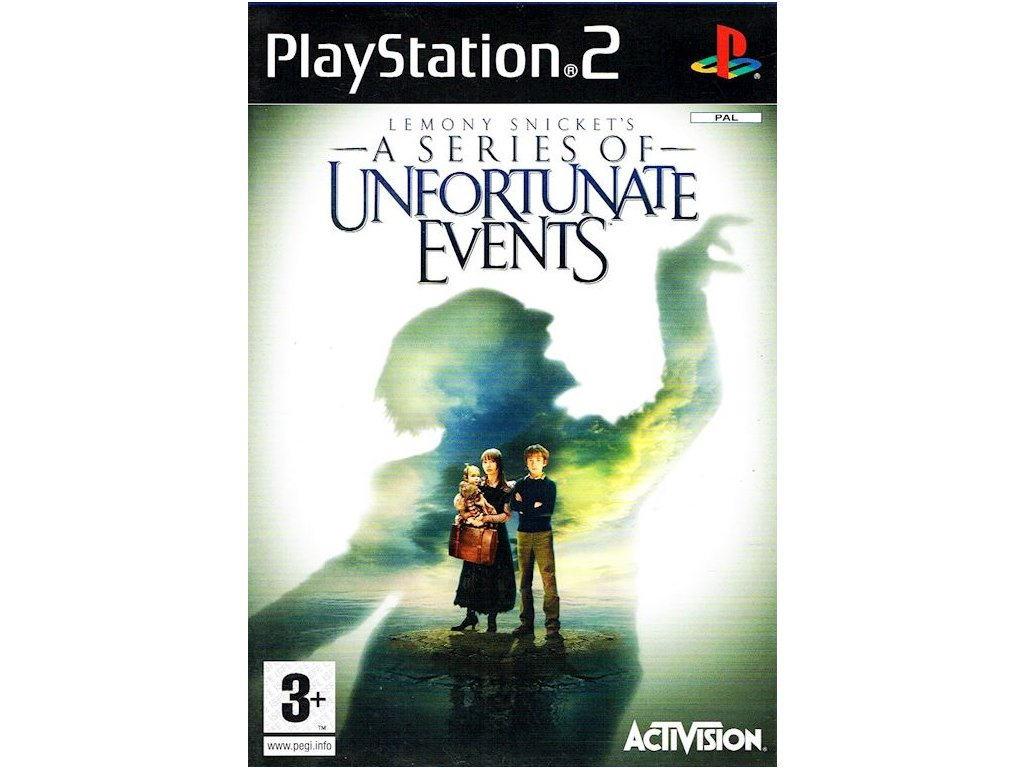 PS2 Lemony Snickets A Series of Unfortunate Events