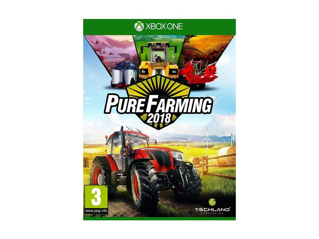 XONE Pure Farming 2018 CZ