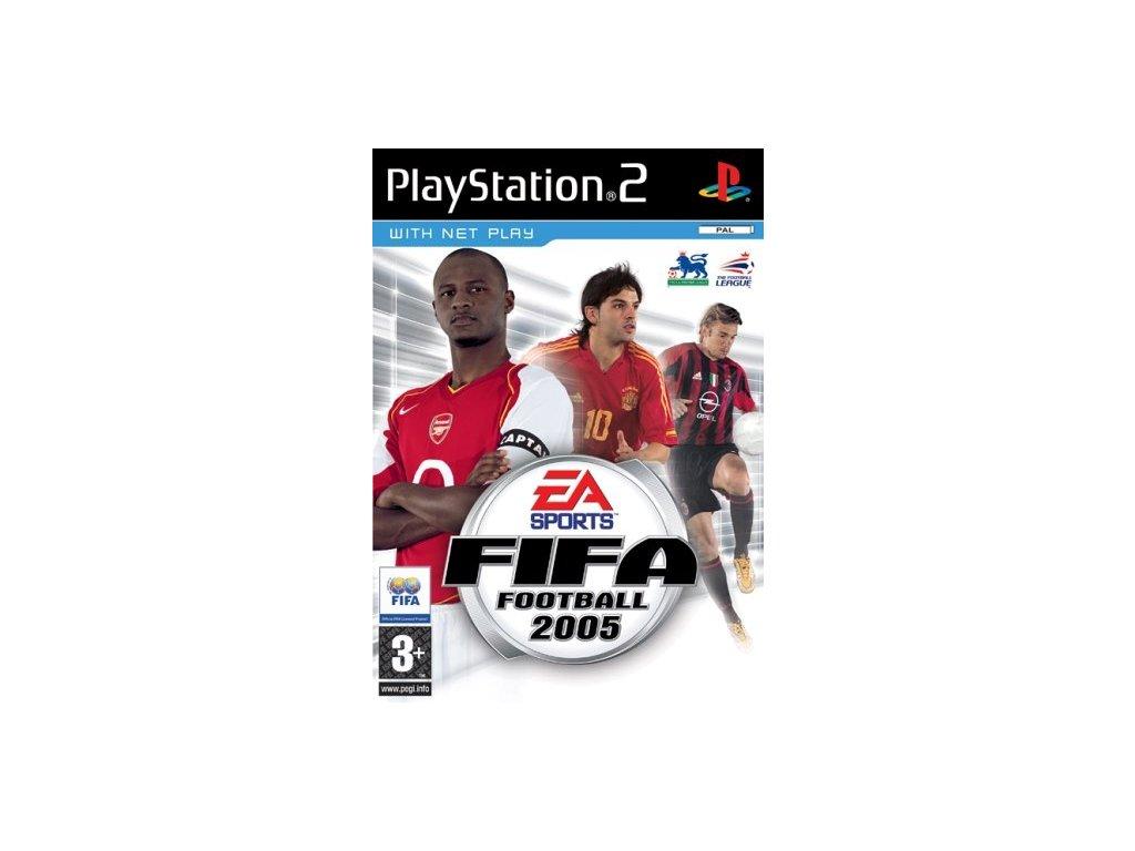 PS2 FIFA Football 2005
