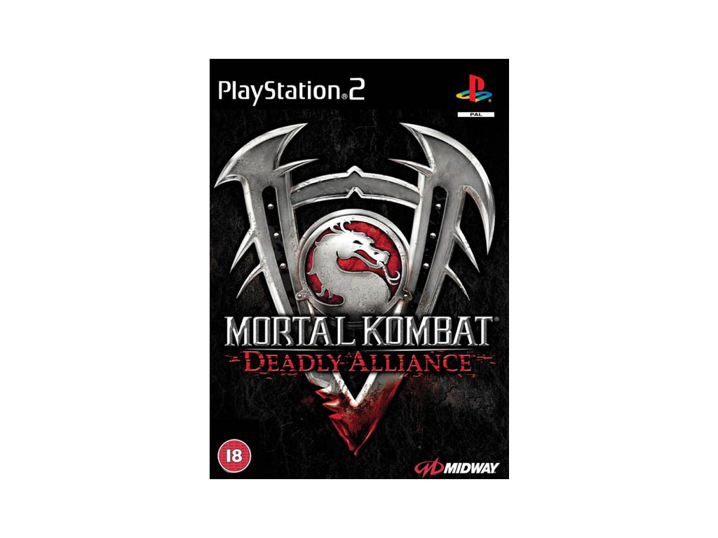 mortal kombat deadly alliance ps2 1