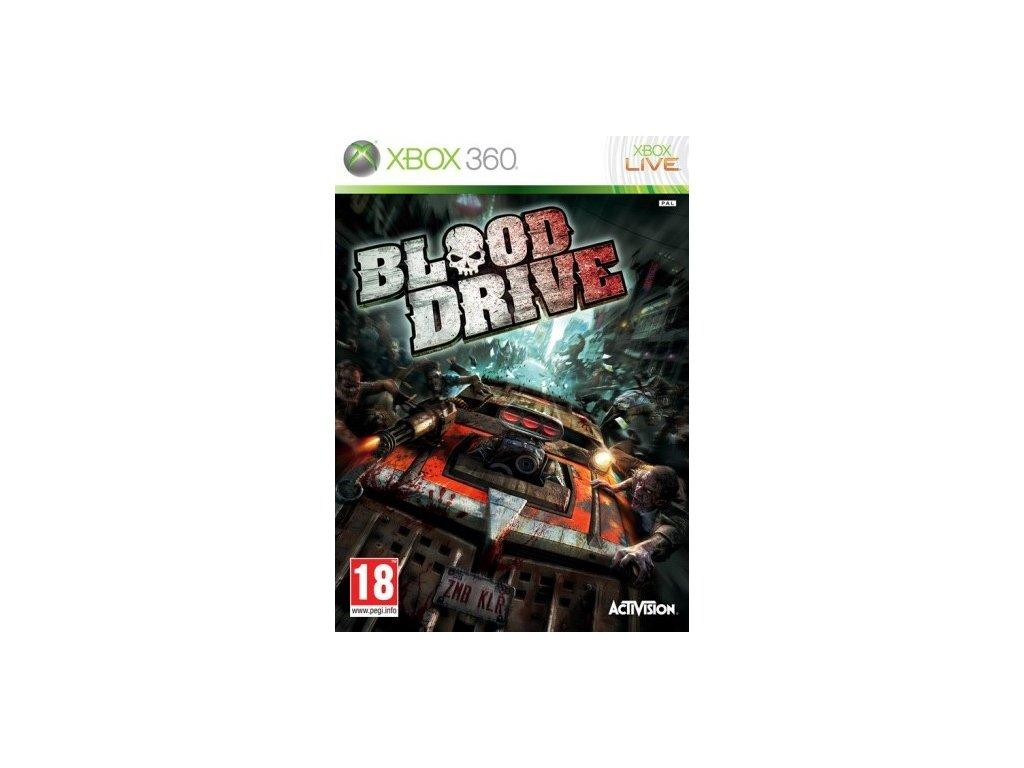 X360 Blood Drive