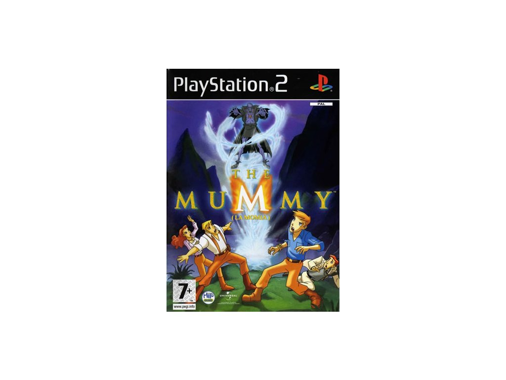 ps2 themummy